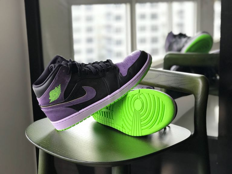 Air Jordan 1 Joker / Nightvision